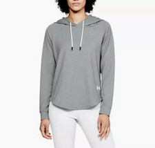 Under Armour Women's Featherweight Oversize Hoodie Size Small - $39.59