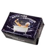 Einstein's Bath Time Continuum 2 oz Toilet Soap Bar Foam Sweet Foam NEW ... - $3.99