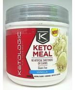 KetoLogic MCT Oil 16 fl oz Supports Fat Loss & Mental Focus Non-GMO Exp ... - $19.75