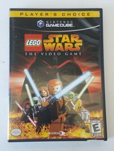Lego Star Wars: The Video Game Nintendo Game Cube 2006 DL-DOL-GL5E-USA - $7.27
