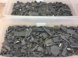 2 POUNDS OF LEGOS Bulk lot Bricks & Parts LBS 1... - $29.69