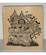 Rubber Stamps - PSX Haunted House K-943 - $40.00