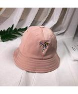 Pink Fisherman Hat Summer Outdoor Fashion Sun UV Protection Straw Cap fo... - $15.84