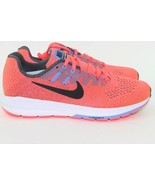 NIKE AIR ZOOM STRUCTURE 20 WOMAN SIZE 7.5 NEW RUNNING COMFORTABLE HOT PUNCH - $96.89