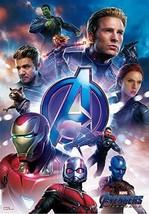 *1000 piece jigsaw puzzle Avengers Avengers: Endgame (51x73.5cm) - $64.33