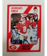 Buck Belue QB Georgia Bulldogs UGA Dawgs 1989 Collegiate Collection Card NM - $5.91