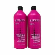 Redken Color Extend Magnetic Shampoo + Conditioner 33.8oz duo - $59.39