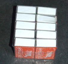 "10 Matchboxes For Judaica Shabbat Holiday Match Box Holder 2"" X 1.4"" image 2"