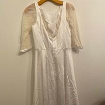 David's Bridal White Dress Size 10 - $67.32