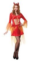 Diable Jeune Fille, Démon, Femmes Costumes D'Halloween, Déguisement - $29.83