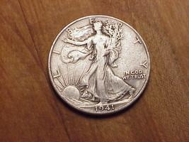 "1941 - D  LIBERTY ""WALKER""  SILVER HALF DOLLAR    NICE COIN  U - GRADE.. - $12.16"