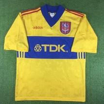 Mens Adidas Crystal Palace Away 1997 Camisa Trikot Maillot Maglia Soccer - $53.14