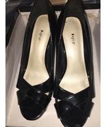 Apt 9 Black Dress Heels - $17.64