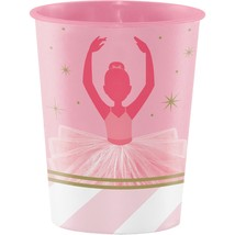 Twinkle Toes 16 oz. Plastic Keepsake Cup, Case of 12 - $30.00