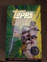 2001 Topps Series 2 HTA Jumbo Baseball Hobby Box Factory Sealed. ICHIRO ... - $387.00