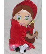 Disney's Babies Jessie Toy Story Stuffed Plush Baby Doll With Blanket 13... - $51.43