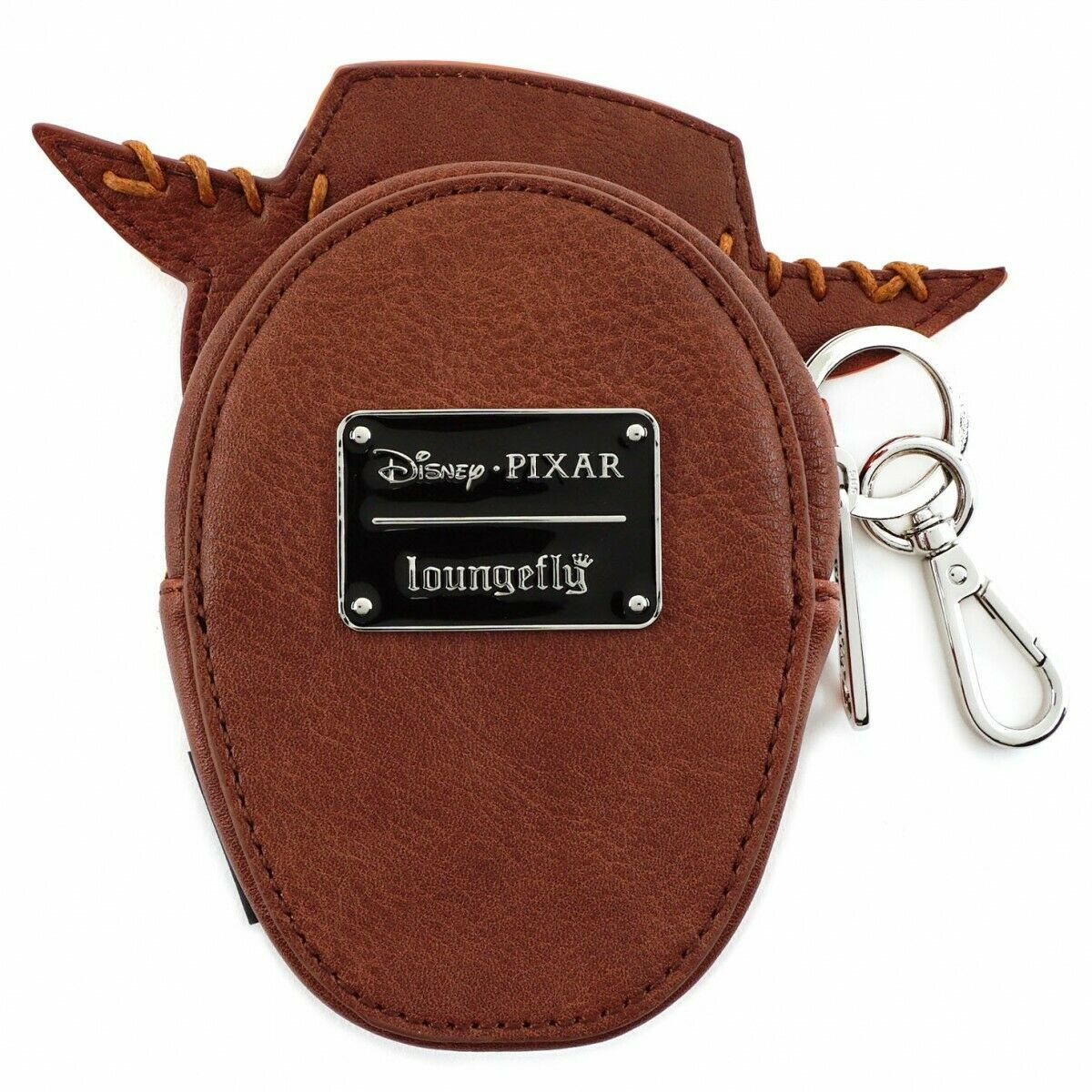 Loungefly Disney Pixar Toy Story Sheriff Woody Coin Bag Purse Keychain WDCB0585