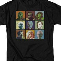 Star Trek Villains T-shirt Klingon Gorn Original series graphic t-shirt CBS742 image 3