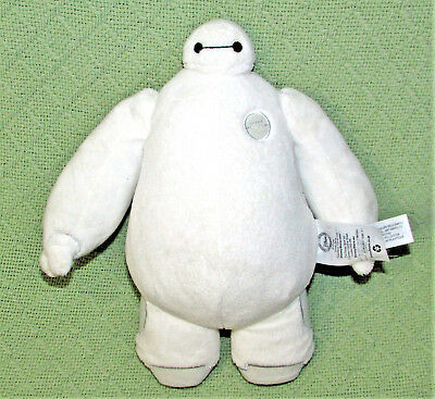 "Primary image for 11"" Disney Store BIG HERO 6 Plush Baymax Robot Stuffed Animal Soft White Doll"