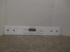 WHIRLPOOL RANGE CONTROL PANEL (WHITE) PART# 9752899CW - $79.00