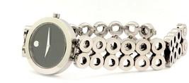 Movado Ono Moda 25mm MOP Dial Stainless Steel Quartz Watch 84 A1 1839 #3... - $371.25