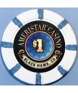 $1 Casino Chip. Ameristar, Black Hawk, CO. V82. - $4.29