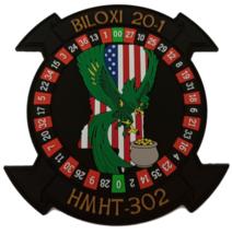USMC HMHT-302 Phoenix Biloxi DET PVC Patch - $15.83
