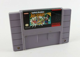 Super Mario All-Stars (Super Nintendo Entertainment System, 1993) - $18.50