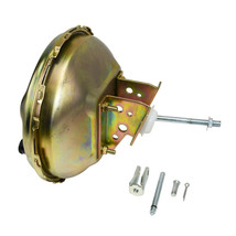 "GM A, F, X Body 11"" Delco Style Single Diaphragm Brake Booster Zinc Finish image 1"