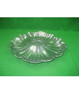 Vintage Holland Boone Polished Pewter Serving Platter Dish Tray Made in ... - $37.36