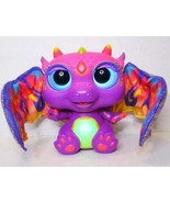 FURREAL MOODWINGS BABY DRAGON INTERACTIVE ANIMATED LIGHT UP PET DOLL TOY - $14.99