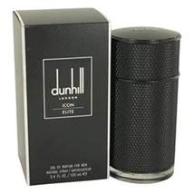 Alfred Dunhill Icon Elite for Men Eau de Parfum Spray, 3.4 Ounce - $46.43