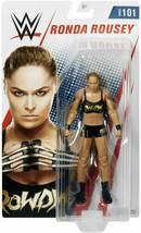 Ringside Ronda Rousey - WWE Series 101 Mattel Toy Wrestling Action Figure - $15.83