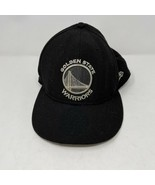 Vintage New Era Golden State Warriors Wool SnapBack Hat  - $14.84