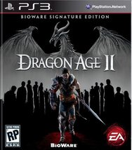 Dragon Age 2 - Bioware Signature Edition - Playstation 3 [video game] - $56.94