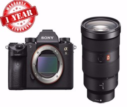 Sony Alpha a9 Mirrorless Digital Camera with 24-70mm f/2.8 Lens Kit ILCE... - $6,253.38