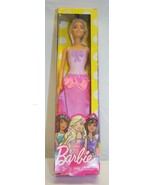 New 2015 You Can Be Anything Princess Barbie Doll Mattel DMM07  - $19.79
