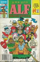 NBC ALF Holiday Special #2 ORIGINAL Vintage 1990 Marvel Comics X Men - $9.89