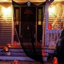 Halloween Props, Halloween Ghost Decorations Black Creepy Cloth Hanging ... - €8,99 EUR