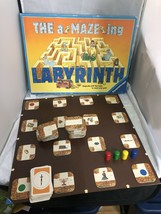 Vintage 1988 The Amazing Labyrinth Board Game Ravensburger a maze ing COMPLETE - $14.60