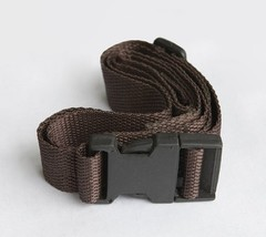 G.E.T. STRAPS Replacement Brown Cloth Strap for High Chairs - $24.29