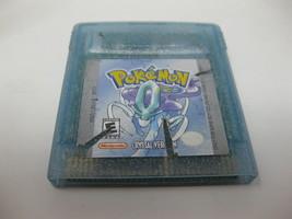 Nintendo Pokemon Crystal Version 2000 GBA & Gameboy Color - $39.59