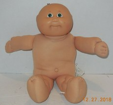 1982 Coleco Cabbage Patch Kids Plush Toy Doll CPK Xavier Roberts OAA Baby - $24.55