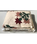 Vintage Allyson Kent Arch Quilt~Patchwork~Hand Quilted Quilt - 68 x 86 - $194.39