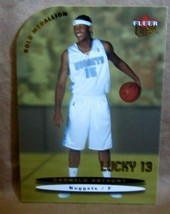 Carmelo Anthony RC 2003-04 Fleer Ultra Gold Medallion Rookie PSA10?Nuggets G RC4 - $49.49