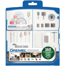 Dremel 710-08 710-08 160-Piece All-Purpose Accessory Kit - $45.49