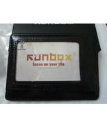 RUNBOX  Minimalist Slim Front Pocket Wallets for Men or Women Brand New - $8.50