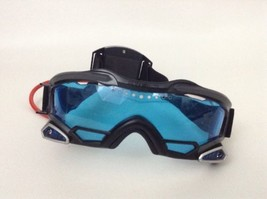Wild Planet Spy Gear Night Vision Goggles SVG-3 2007 Blue Light Up w/ Ba... - $13.81