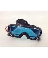 Wild Planet Spy Gear Night Vision Goggles SVG-3 2007 Blue Light Up w/ Ba... - $12.42