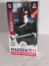 McFarlane NFL Madden 17 Series 1 Houston Texans DeAndre Hopkins White Je... - $20.95